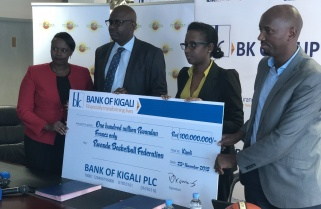 Rwanda Basketball Tournament Lands Rwf300M Sponsorship Deal with BK
