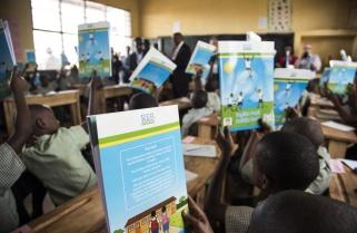 Bridging English Language Barrier Gap: How Rwandan Teachers Are Catching Up