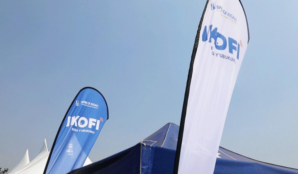 Bank of Kigali Introduces 'Ikofi' to Farmers at Expo