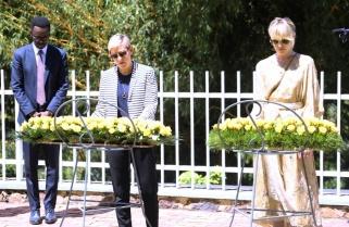 Ellen DeGeneres Honors 1994 Genocide Victims