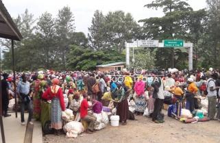 Burundian Refugees Decide to Return Home