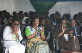 Your Choice is Your Future – First Lady Tells Youths
