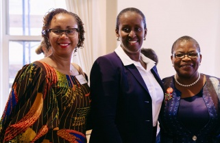 Jeannette Kagame Shares Rwanda's Journey to Orphanage-free Society