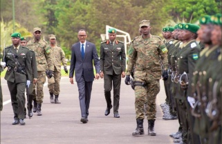If I Was to Choose, I Would Choose This Profession, Too – Kagame to Officer Cadets
