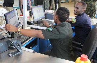 Rwanda's Prison Wardens Get Army Shop Coupon