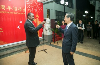 China Hails Kagame for Contribution in Africa's Development