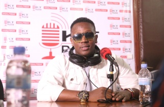 Singer Christopher Admits Being In Love