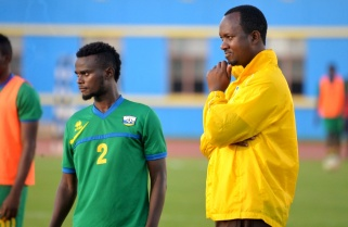 Mashami Unveiled as Amavubi Head Coach, Summons 32 for Cote d'Ivoire Afcon Tie