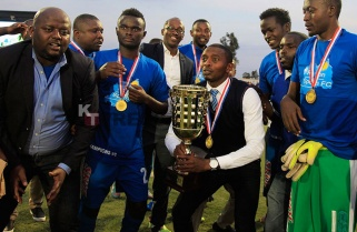 Masudi Appointed Assistant Coach For Tanzanias Simba SC