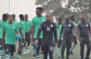 Nigeria Name Final Squad to face Rwanda in CHAN 2018 Opener