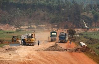 Construction of $376M Kagitumba-Rusumo Road Kicks off