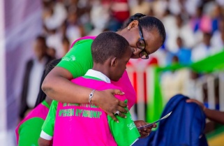 First Lady Pushes For More Best Performing Girls Next Year