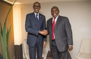 President Ramaphosa Headed to Rwanda