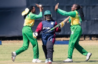 Cricket WCup Qualifiers: Rwanda Beat Mozambique in a Nail-biting Finish