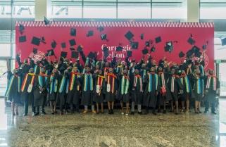 51 Graduate at CMU To Transform Africa