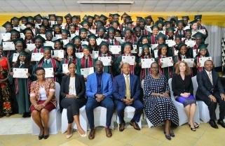 Green Hills Academy Releases 70 Fresh Graduates