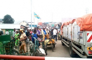 Rwanda-DRC Border Tense as Congolese Flee Deadly Riots