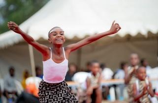 Discover Rwanda's Young Traditional Talents 'Intayoberana'