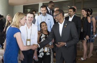 Investors Come Here Because Rwanda Works–Kagame