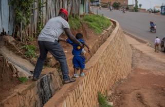 Kigali's Unfinished Roads