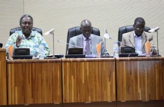 Parliament Amends Law on Corruption