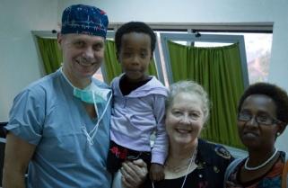 Fixing Rwandan Hearts, all the way from Boston