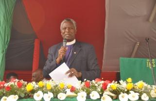 Dr. Mbanda is New Anglican Church Archbishop