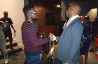 The Stars Spellbound by Rwanda This Year