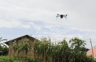 INES-Ruhengeri Institute Acquires Drone for Research