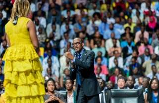 The Best of YouthConnekt Kigali2019 Day 1 in Pictures