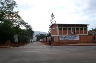 Ecole Belge Relocated to Pave Way for Business Complex