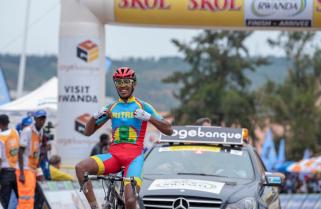 Tour du Rwanda (2.1): Debesay Takes Solo Victory in Penultimate Stage
