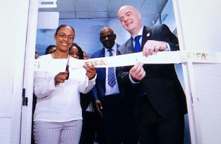 FIFA Opens third Regional Office in Addis Ababa