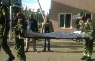 Rwanda Hands over toDRC Bodies of Its Soldiers