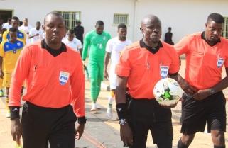 FERWAFA Denies Cash Bribe Claims by Namibian Referee Pavaza