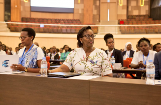 First Lady Jeannette Kagame Wants Girls to do More
