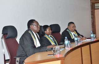 Kagame Appoints Dr Nteziryayo Faustin As New Chief Justice