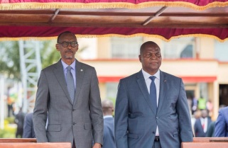 No Nation is Hostage to Its Past -President Kagame in CAR