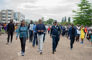 Car Free Day Is About Living Healthy Life-Kagame