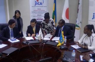 Rwanda, Japan Sign $90M Loan Agreement to Uproot Malnutrition
