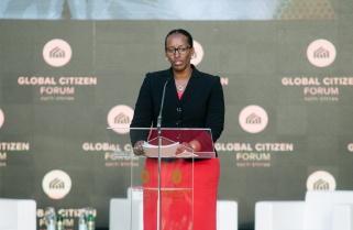 Jeannette Kagame Shares Rwanda'sRenaissance Cornerstone