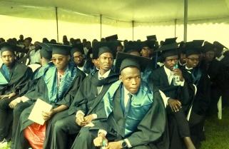 Rwanda's Pioneer Music Professionals Graduate