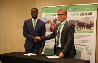 Rwanda, R20 Sign Agreement to Develop Continental Smart Model Village Pilot