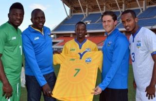Former Amavubi coach McKinstry listed for Uganda Cranes job
