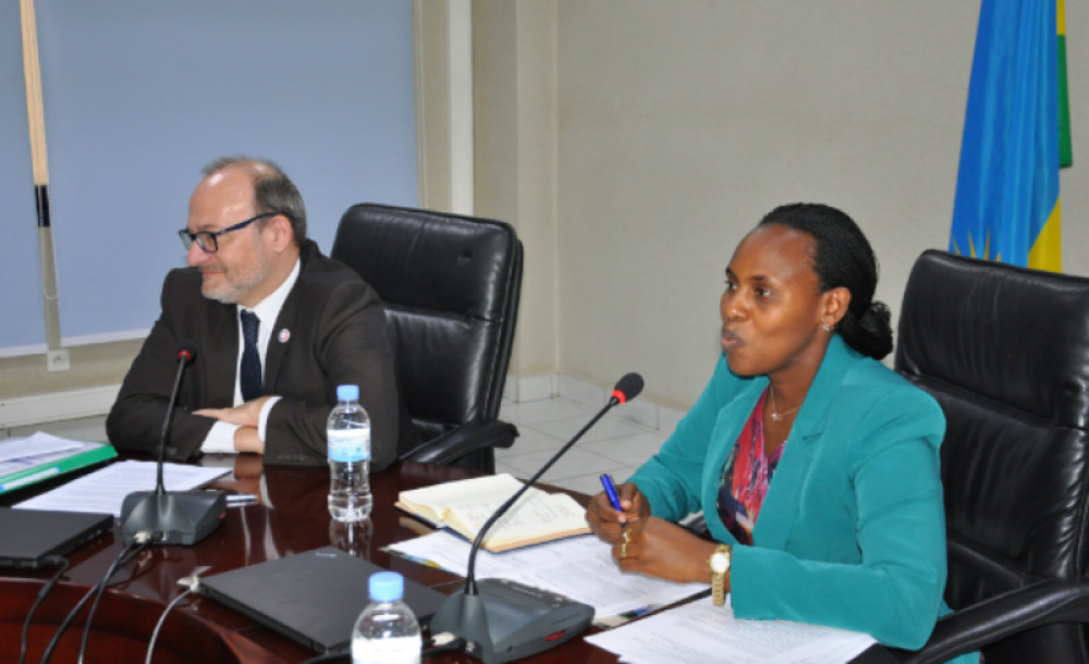 France Makes Fresh Comeback in Cooperation with Rwanda