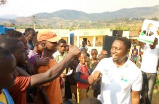 'Open up for Change' – Habineza tells Karongi Voters