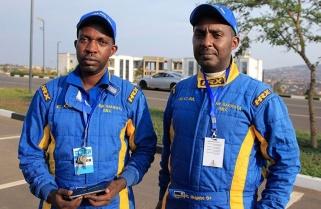 Gakwaya wins NRC as Giesen Claims Rallye des Milles Collines