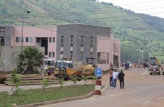 Rwanda-Uganda's Gatuna Border Opens for Trial