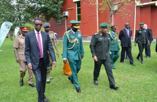 Rwanda Gives its Best towards African Security