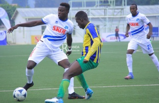 Ghanaian Sarpong on target for Rayon Sports as AS Kigali's misery continues